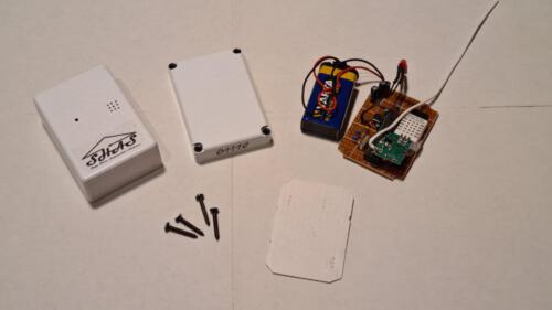 Temperatursensoren - Einzelteile